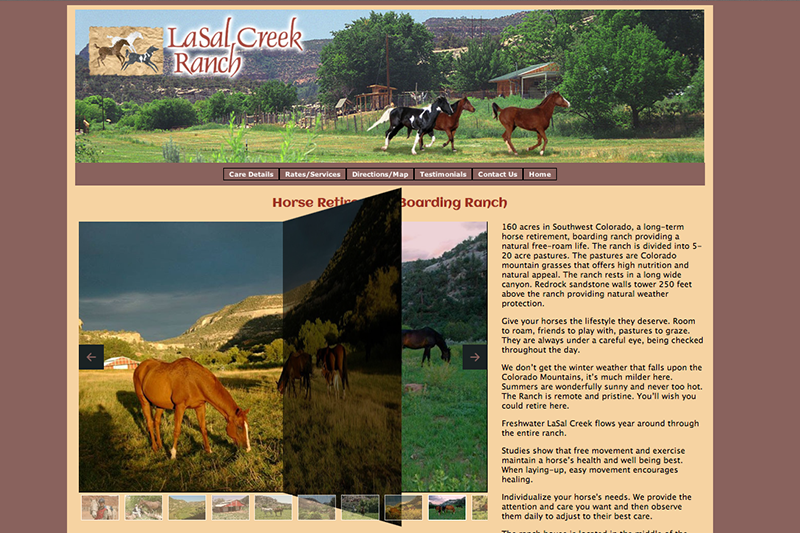 LaSal Creek Ranch